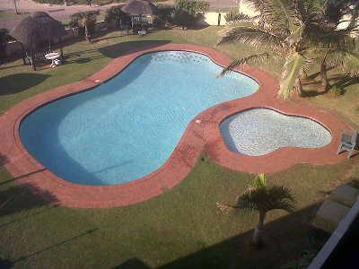 Inyoni Rocks Pool