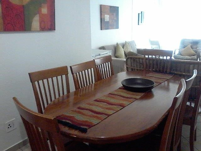 Unit 23 Dining Room