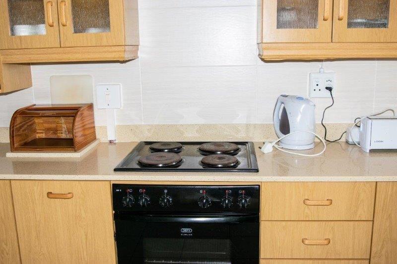 Unit 41 Stove and appliances