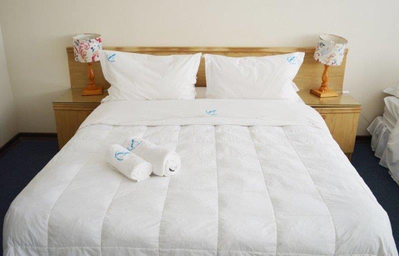 Unit 55 Main bedroom – sleeps 3